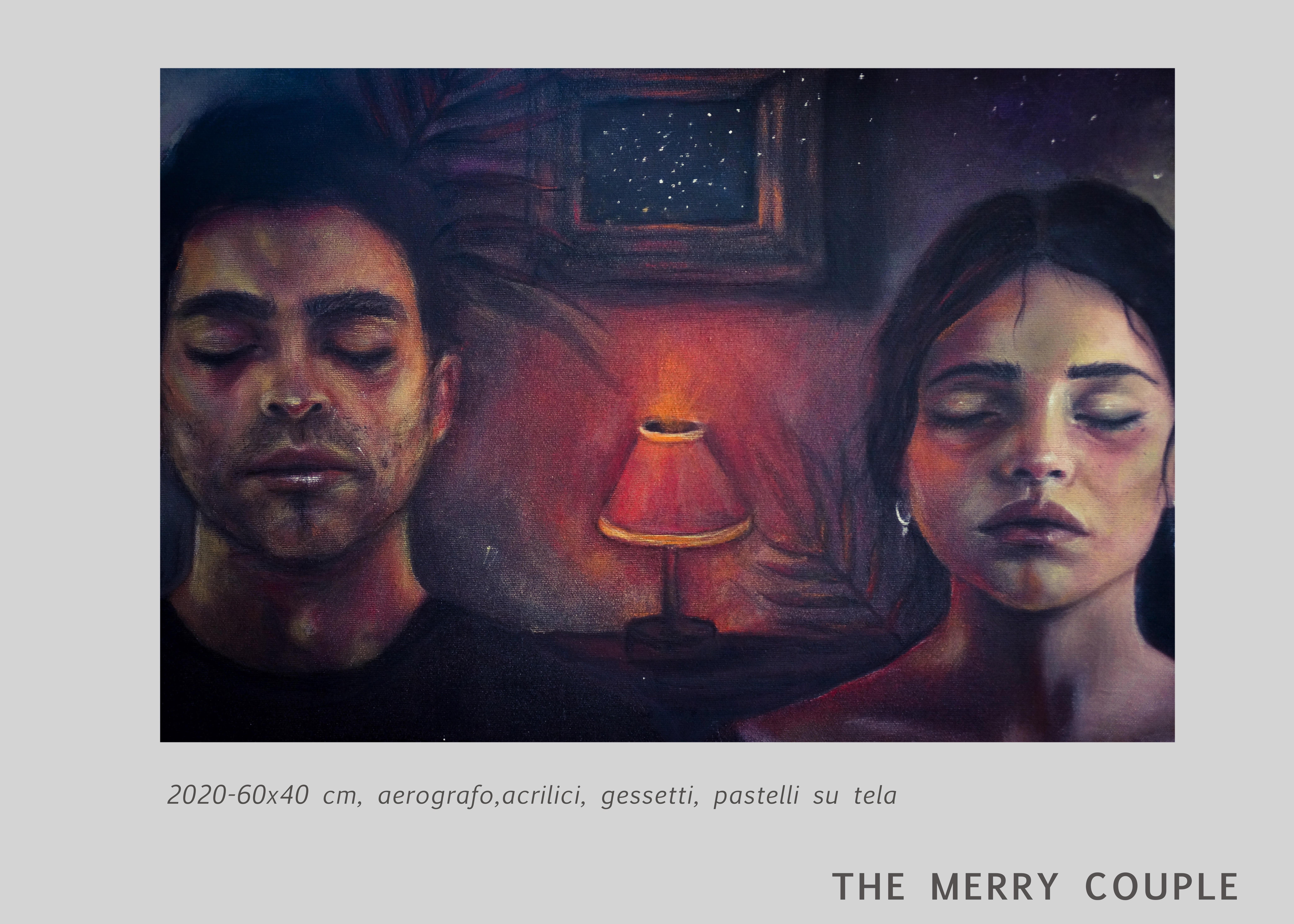 THE MERRY COUPLE-CHIARA LUISE